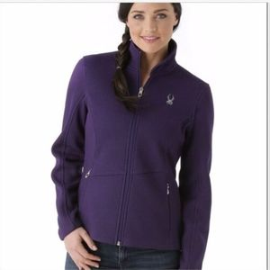 Spyder Endure Core full zip sweater jacket M
